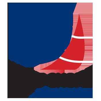 West Shore Beach Club – Lake Couchiching Logo